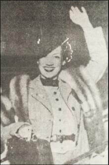 Carmen Miranda в 1935