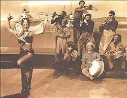 Carmen Miranda в 1945