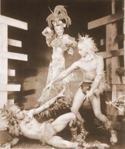 на Бродвее в 1946