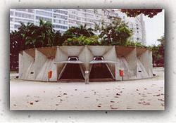 Музей Carmen Miranda в Рио-де- Жанейро