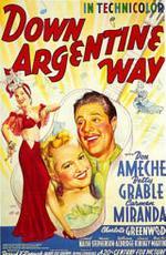 Down Argentine Way 1940