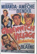 """""""Greenwich Village"""", 1944"""