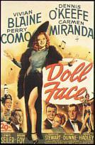 """Doll Face"", 1945"