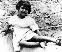 Lolanda Cristina Gigliotti будущая Dalida