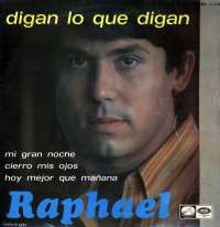 DIGAN LO QUE DIGAN. 1967 г.