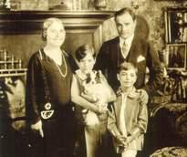 Все семейство Беньямино Джильи, NY 1927