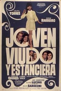 """из к/ф """"Joven viuda y estanciera"""" 1970г."""
