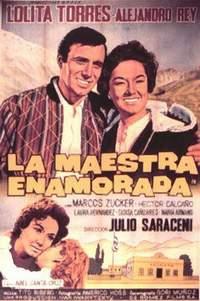 """из к/ф """"La maestra enamorada"""" 1961г."""