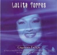 "обложка ""Lolita Torres Grandes Exitos"" 1966г."