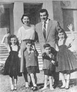 Семья Ланца в Риме