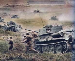 Знаменитые танки Т-34